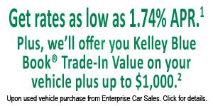 Enterprise Car Sale